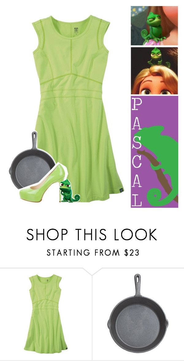 """""""゚✧*:・゚ Pascal *:・゚✧"""" by be-robinson ❤ liked on Polyvore featuring Disney, Title Nine, Kitchen Craft and Brian Atwood"""