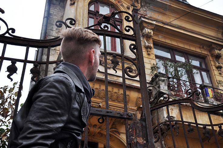 Румыния - Прогулка по Бухаресту