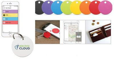 Most Unique New Technology Promotional Products for 2016 - Keep track of your easily lost items with the Chipolo bluetooth item finder | Newport Promotions