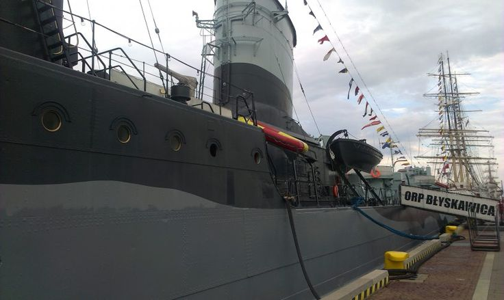Operation Gdynia Sails  Operacja Żagle Gdyni #gdynia  #sailing #orpblyskawica