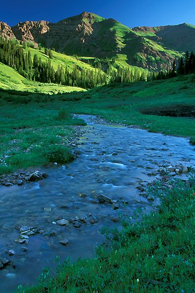 Rustler Gulch near Crested Butte, Colorado. :)