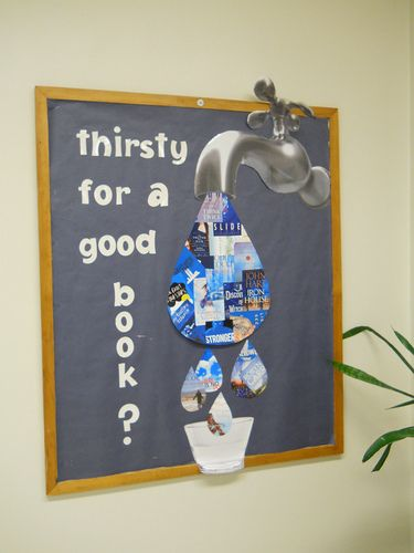 Thirsty for a good book? | Flickr - Photo Sharing!