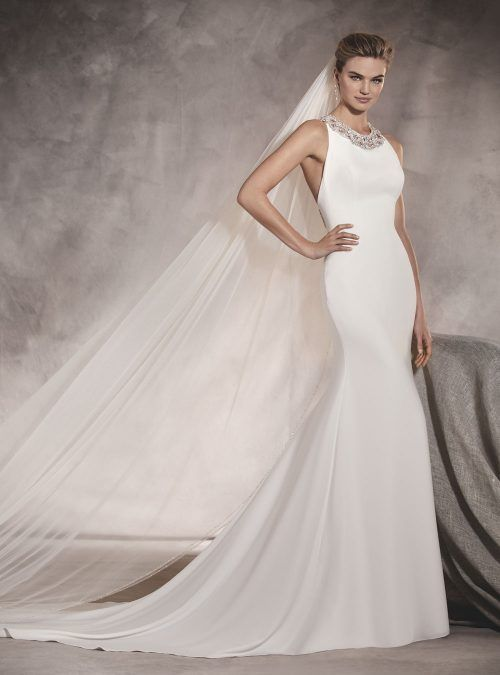 ANOETA | Pronovias | Available at Luv Bridal