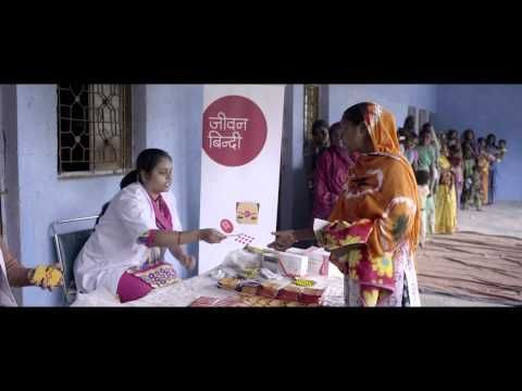 Life Sanving Dot - Talwar Bindi by Grey