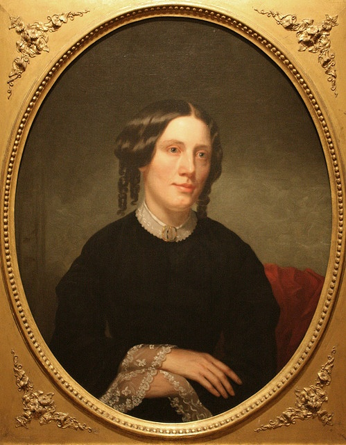 Harriet Elizabeth Beecher Stowe (June 14, 1811 – July 1, 1896) was an  American abolitionist and novelist, whose Uncle Tom's Cabin (1852)  attacked the cruelty of slavery; it reached millions as a novel and  play, and became influential, even in Britain. It made the political  issues of the 1850's regarding slavery tangible to millions,  energizing anti-slavery forces in the American North. It angered and  embittered the South.