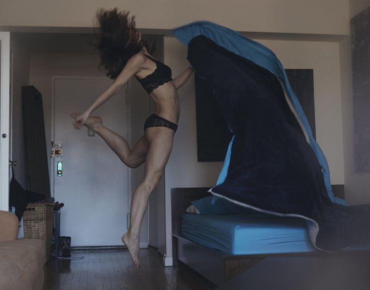Queste foto di ballerini nella loro routine vi lasceranno senza parole (FOTO)