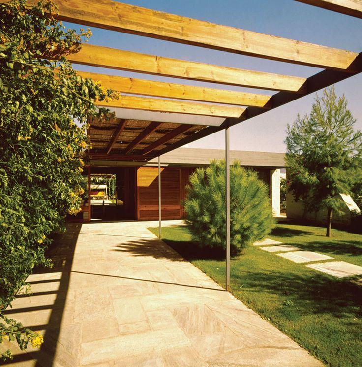 Σπίτι διακοπών στην Αίγινα - Κωνσταντίνος Δεκαβάλλας (1970)