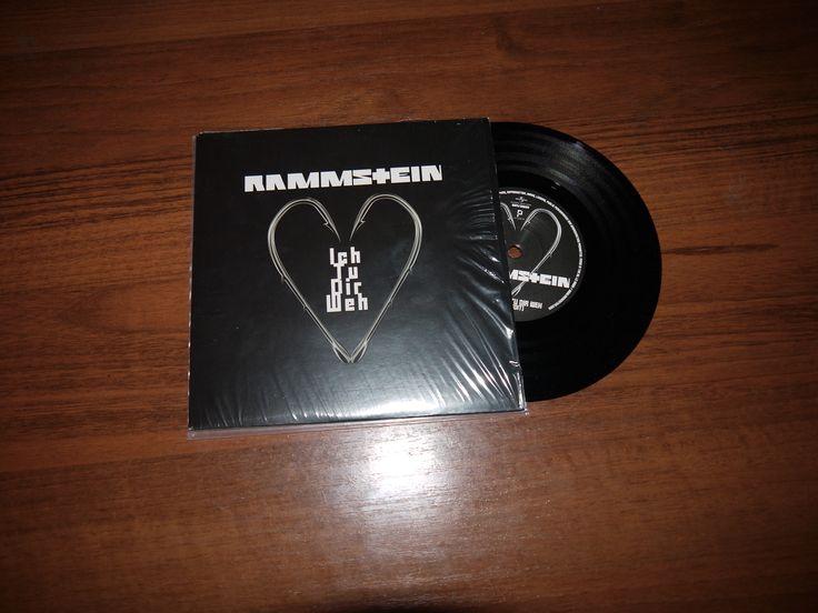 Rammstein - Ich tu dir Weh (Rare Black vinyl, 2009)
