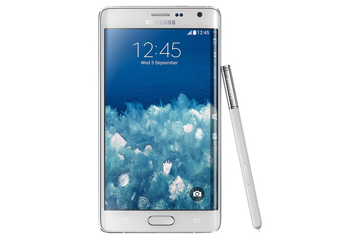review galaxy Note Edge