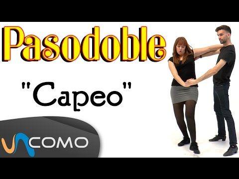 Bailar pasodoble paso a paso - YouTube