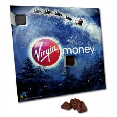 Image of Promotional Printed Advent Calendars Custom Branded