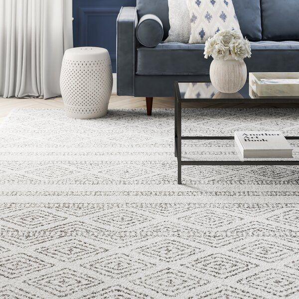Keagan Gray Cream Area Rug Reviews Joss Main Gray Rug Living Room Rugs In Living Room Area Room Rugs