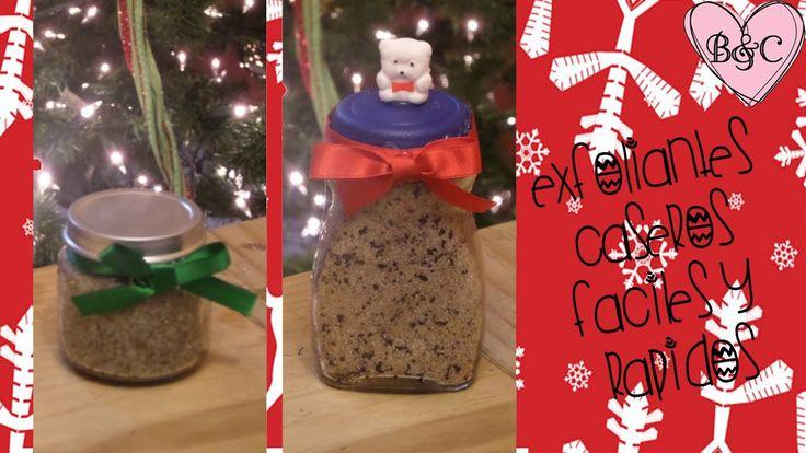 Exfoliantes Caseros Para Navidad|Fácil y Rápido