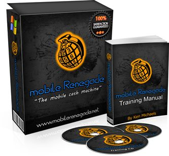 Mobile Renegade WSO Review – Best Mobile Lead Generator Software to automate lead generation process, filter and pre qualify your business leads in minutes – JVZOO MARKET REPORT