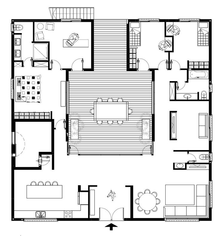 629 best Floor Plans images on Pinterest | Floor plans ...