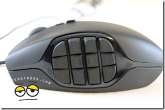 Logitech G600 MMO Mouse