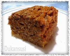 Bizcocho de zanahoria  Ingredientes para 4 raciones 4 cucharadas soperas de salvado de avena (80gr) 4 cucharadas de salvado de trigo ( 30gr) 6 claras de huevo pasteurizadas ( 200 ml) una cucharada sopera de yogur natural 0% ( 50 gr) 150 gr de zanahoria rallada 100 ml de leche desnatada 20 gr nueces picadas Media cucharada de canela en polvo Una pizca de jengibre en polvo Una pizca de nuez moscada en polvo Una cucharita de levadura