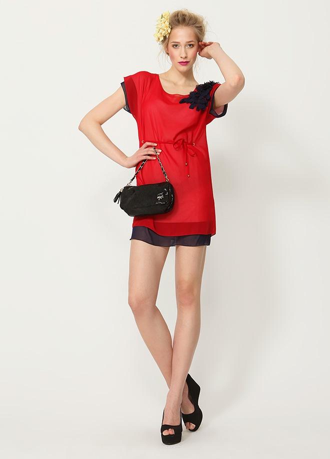 Miss Dantela Elbise Markafoni'de 120,00 TL yerine 46,99 TL! Satın almak için: http://www.markafoni.com/product/3536279/