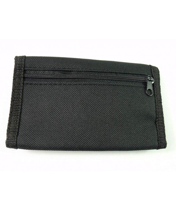The Leather Emporium Mens Credit Card Holder Purse Wallet