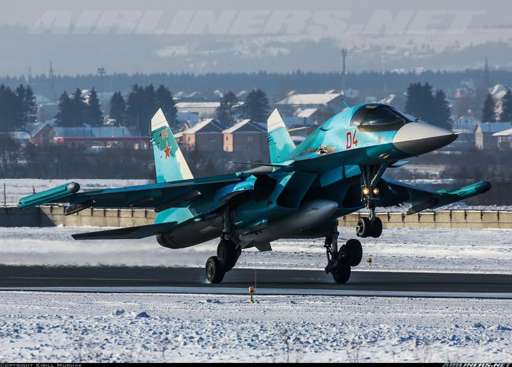 Sukhoi Su-34 - Russia - Air Force | Aviation Photo #4218849 | Airliners.net