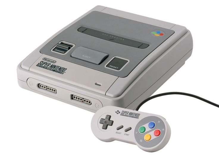 The PAL-Regional Super Nintendo SP Model 001A, released in 1992.