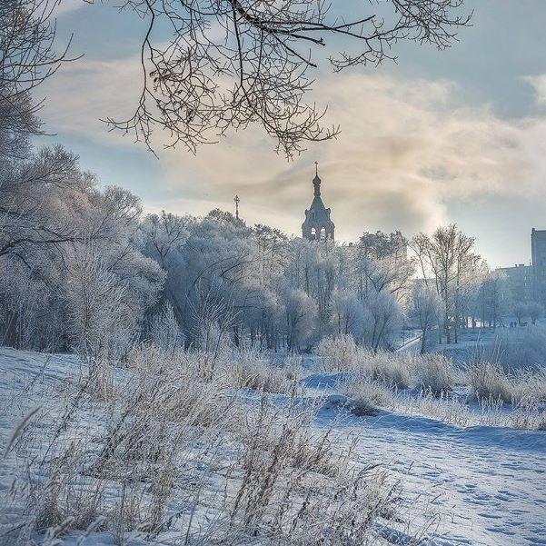 Любимый парк зимой, как он красив!  #зима #раменское#парк #снег #деревья #природа #пейзаж #путешествия #landscape #nature #travel #scenery #beautiful #view #scenic #tourism #natural #tree #environment #snow #forest #winter #park #izabellazip #фотограф #natgeotravel #nikon #bolshayastrana #instagram