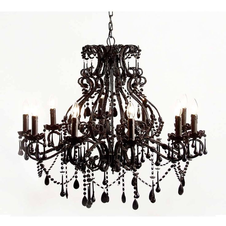 stunning crystal black for awesome chandelier room chandeliers bedroom small