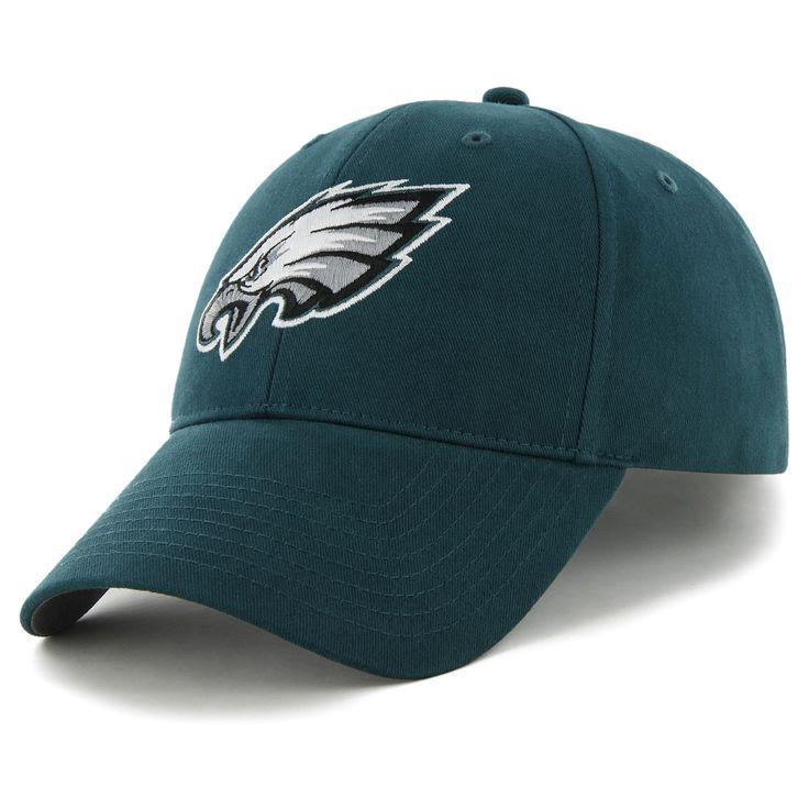 NFL Philadelphia Eagles Youth Money Baseball Hat, Boy's