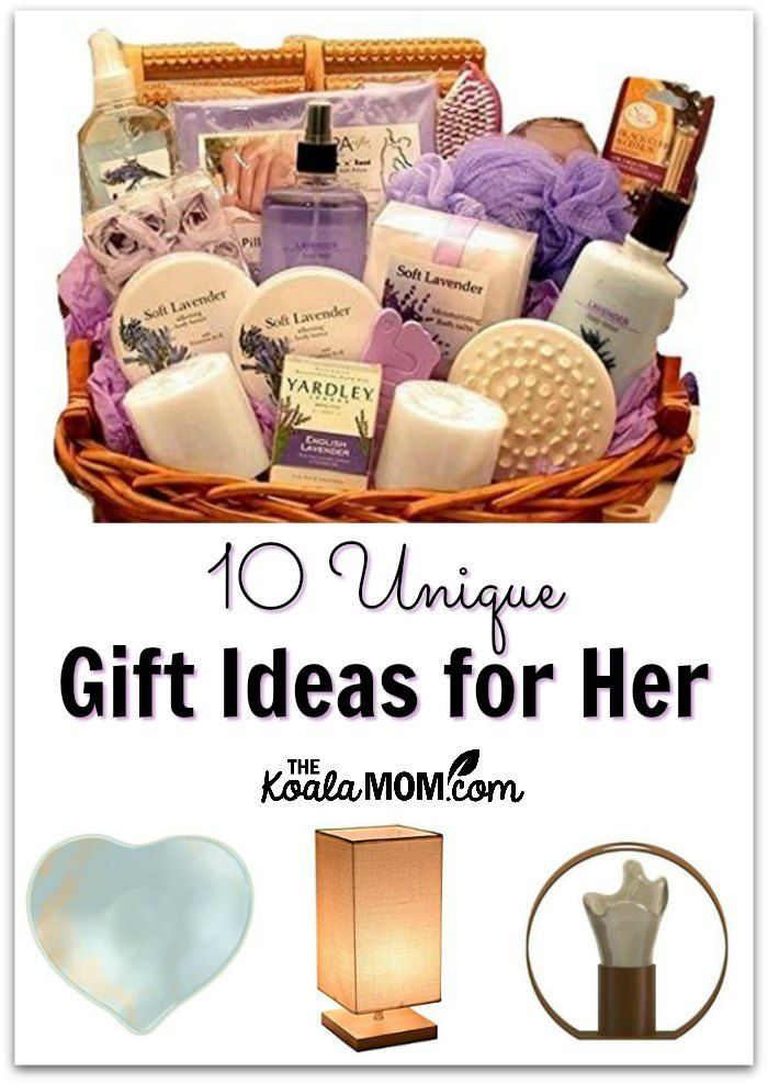 10 Unique Gift Ideas For Her Mother Birthday Presents Gifts Mothers Day