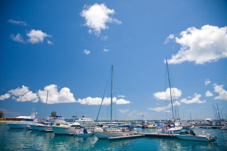 #Bermuda #marina #yachts #hcpaboardpublishing
