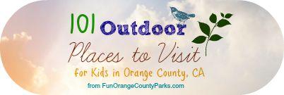 Orange County : Santiago Oaks: My New Favorite Regional Park for Families.