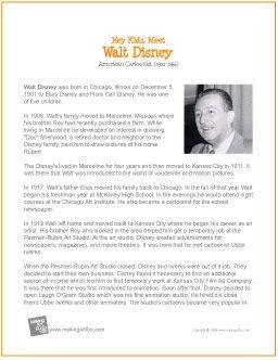 Best 25+ Walt disney biography ideas on Pinterest