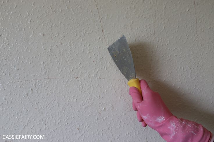 DIY HQ \u2013 Removing Woodchip Wallpaper