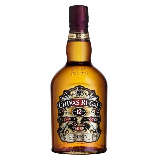 Chivas Regal 12YO 40% 4,5L #bottle #bottleshop #whiskey