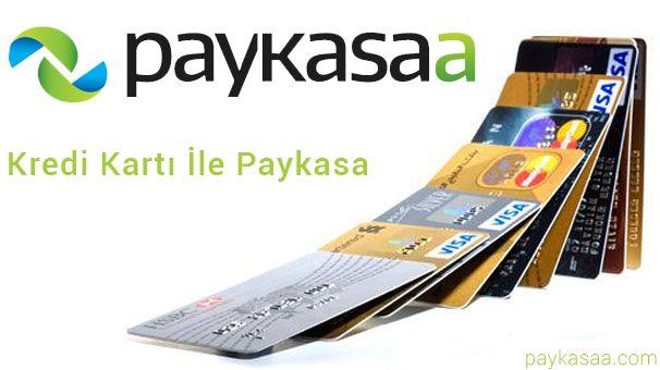 Kredi Kartı İle Paykasa | Paykasa Kart Satış - Paykasa Satın Alma
