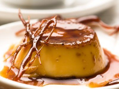 Flan de Queso con Cajeta | El mejor flan de queso con cajeta, compruébalo tu misma preparando esta deliciosa y sencilla receta para hacer flan, el toque de cajeta le da un sabor muy especial.