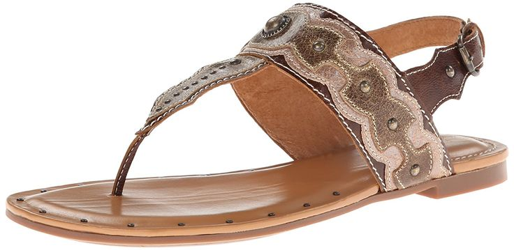 Ariat Women's Verge Gladiator Sandal -- Awesome product. Click the image : Gladiator sandals