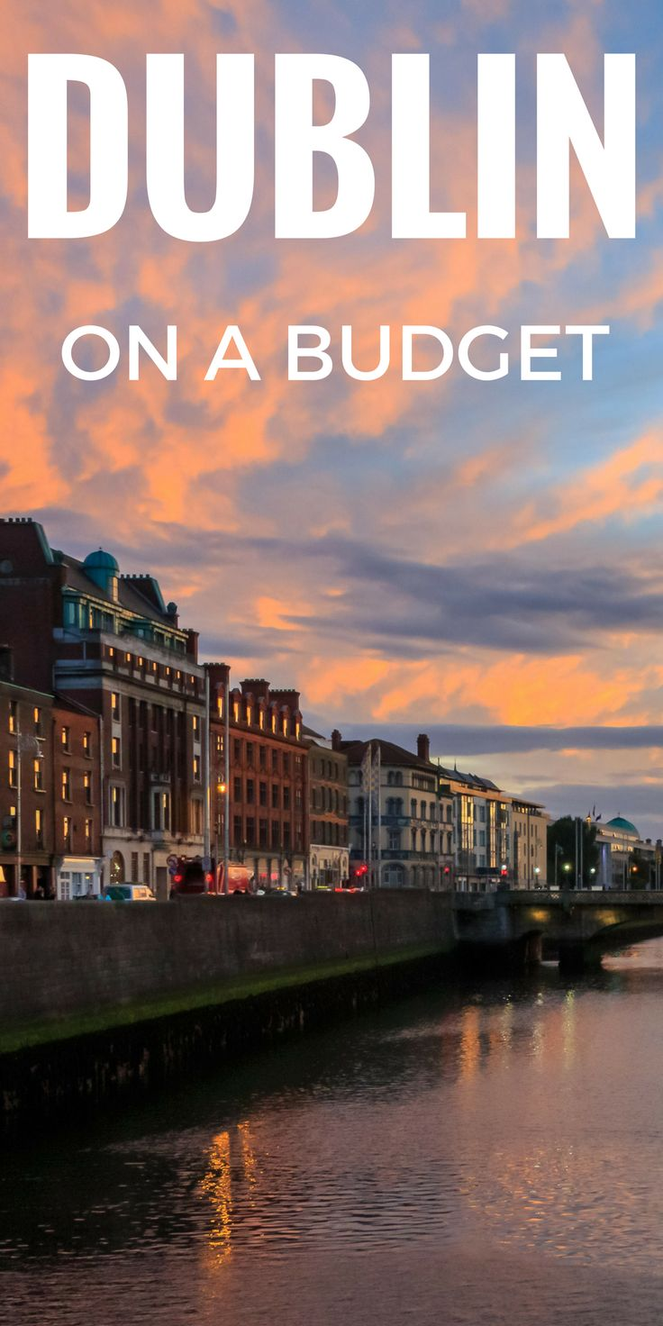 How To Visit Dublin On A Budget http://theminimillionaire.com/travel/europe/dublin-on-a-budget/ We've recently come back from a three night trip to Dublin. Costing less than £186 this is my complete trip to Dublin on a budget.