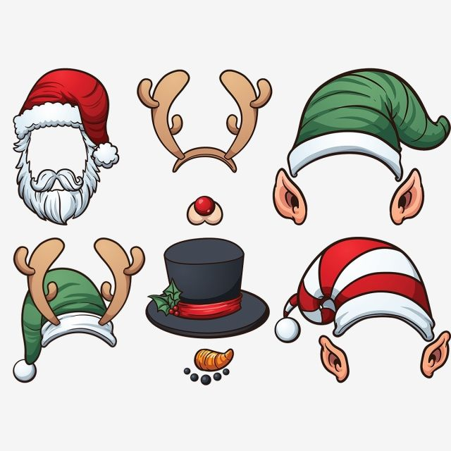 Millions Of Png Images Backgrounds And Vectors For Free Download Pngtree Vector Free Christmas Hat Png Images