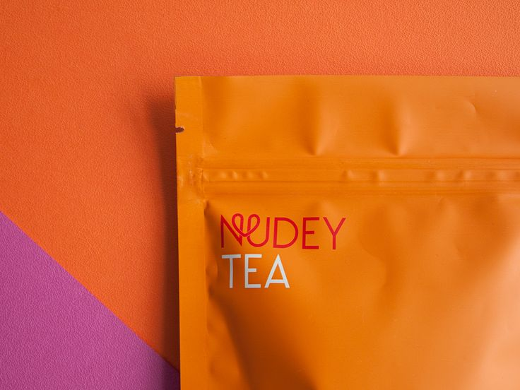 Nudeytea on Packaging Design Served
