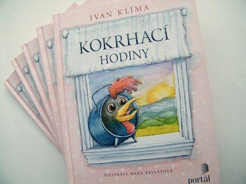 """Pohádky Ivana Klímy \""""Kokrhací hodiny\"""""""