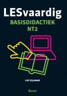 Lesvaardig : Basisdidactiek NT2 - Lidy Zijlmans - plaatsnr. 485.1/019 #Anderstaligen #Tweedetaalverwerving