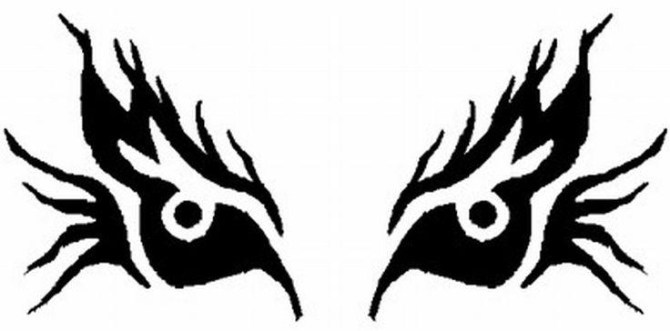 Witch eye pumpkin stencil pumpkin ideas pinterest for Evil pumpkin face template