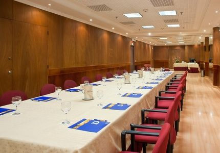 The Dann Norte Bogota Hotel offers 7 event rooms for up to 350 people. Spacious meeting and conference rooms in a welcoming atmosphere with all the equipment needed for a successfull event in Bogota. Plan your next professionel event in Bogota with Dann Norte Bogota Hotel! #Bogota #DannHotels #businesshotels