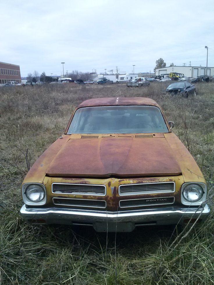 Pontiac Ventura found in Van Buren Arkansas. Tripper's