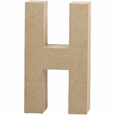 Pyssla med bokstäver. Stora bokstäver i papier-maché som man kan måla, tapetsera eller vad man har lust att göra. Ni hittar alla bokstäverna hos www.barabokstaver.se
