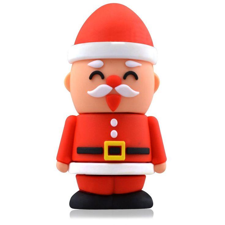 818-shop no4400030336 Hi-Speed (USB 3.0 16GB) PenDrive Nicholas Natale schiaccianoci rosso: Amazon.it: Elettronica