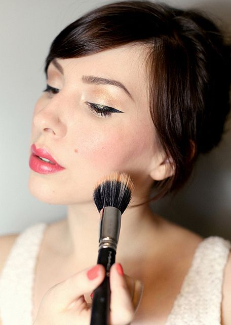 Wedding makeup tutorials round up