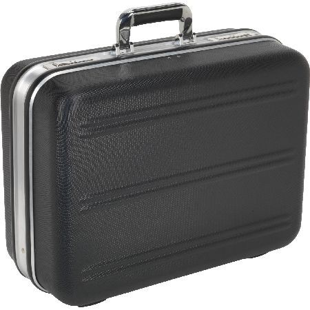 Sealey ABS Tool Case 475mm 365mm 185mm Lightweight yet hard-wearing tool case with ABS shell which will not dent or bend. Ideal for the mobile technician, the interior includes removable tool storage pallet and internal dividers. Locking c http://www.MightGet.com/april-2017-2/sealey-abs-tool-case-475mm-365mm-185mm.asp