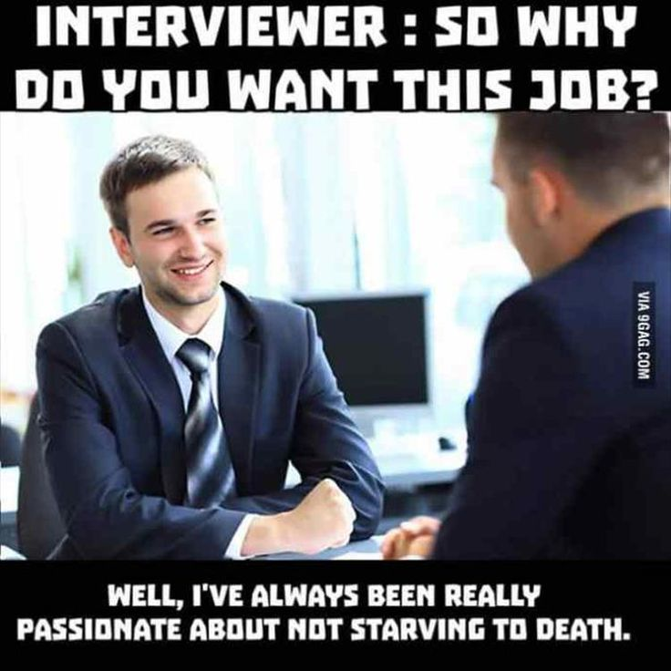 The Funny Side Of Job Interviews 21 Pics